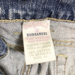 Lucky Brand Jeans - Lucky Brand Jeans, Dungaree's in Sundown Straight
